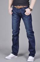 Hot sale Free Shipping  big size 38 2014  men's fashion jeans men  new fashion brand Men's pants ,Special Design jeans