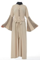 Hot sale Islamic TURKISH women's JILBAB , Coat TK-282  Series(MOQ: 1 Piece) ,(Abaya , Jilbab, muslim woman's cloth ,)