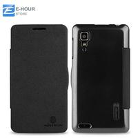 Special Nillkin Flip Case for Lenovo P780 Android Smartphone Color Black