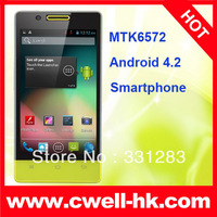 Very good price H3039 MTK6572 Android 4.2 Smartphone Dual Core 1.2GHz GPS 4.0 Inch IPS Screen