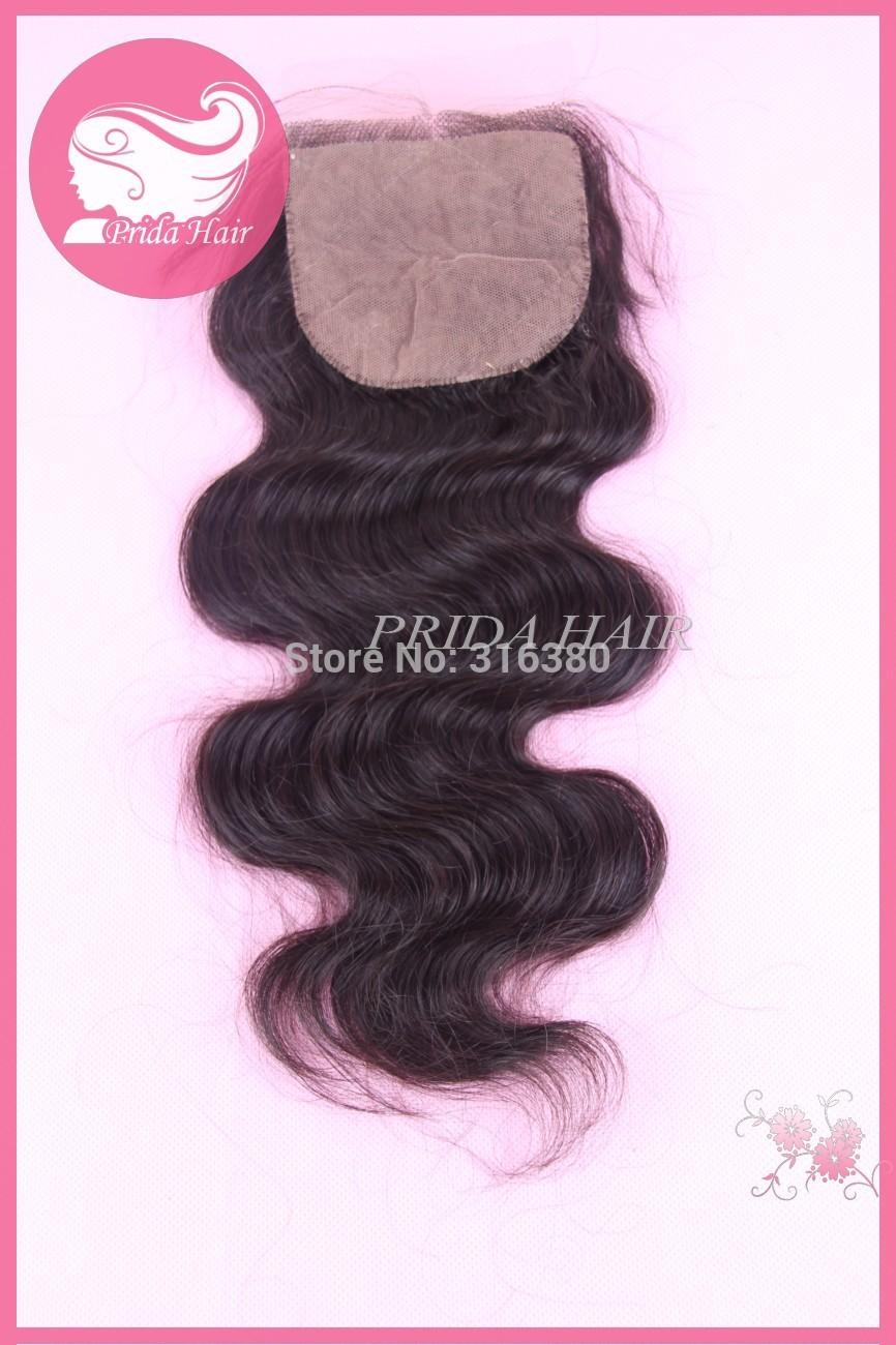 Silk Hair Closure 115