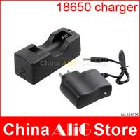 Flashlight Torche Charger Base 18650 Li-Ion Battery Charger US Plug XY-186B DC4.2V 500mA