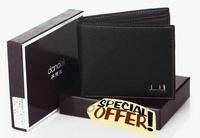 Wallet male wallet men's short design wallet  free shipping