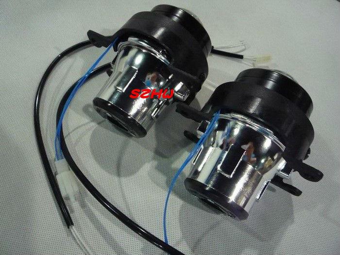Car Front Bumper Lights Bifocal Lens Fog Lamp Assembly case for TOYOTA 86 Subaru BRZ IMPREZA