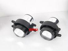 car bifocal fog lens Front bumper lights bifocal lens assembly for TOYOTA Camry Corolla RAV4 Highlander