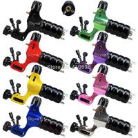 Stigma Prodigy Rotary Tattoo Machine Gun -Clone-3 Stroke Excenters 8 colors for choose 4pcs/lot