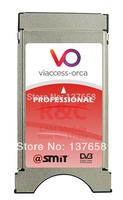 SMiT Viaccess 4 channels CAM/CI Module DHL UPS FedEx TNT Free Shipping to 2 years warranty dvb s/s2 dvb c/c2 dvb s/s2