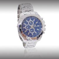 Hot Sale Fashion Brand Full Stainless Steel watches Men sports High-end grade quartz wrist watch RO-9