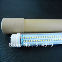 New!! TOPin T8 LED Tube Bulb Lamp 10W 60CM White Light SMD3528 PC atomization free shipping