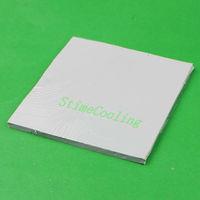 25pcs Lot 100X100x2.0MM White SMD DIP IC Chip Conduction Heatsink Thermal Compounds Pad
