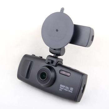 Original Ambarella A7 Car DVR 3H2F GS6000 + Super HD 2304 * 1296P 30FPS + GPS Logger + G-Sensor + WDR