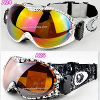 Free shipping google glass snowmobile ski goggles winter cross country skiing glasses Men gafas nieve de Snowboard googles masks