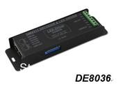 2014 NEW Free shipping DMX512 Decoder LED driver DC12-24V 4ch rgb cotroller,dmx controller