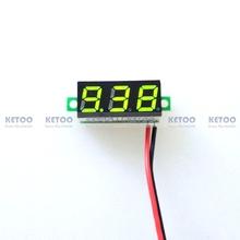 mini voltmeter promotion