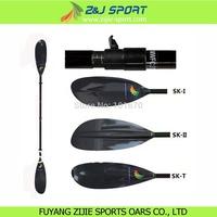 Hot Selling Oval Shaft Adjustable  Fiber Sea Kayak Paddle