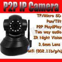 VStarcam Wireless WiFi IP Camera T6836WTP CCTV camera 0.3MP PTZ Pan/Tilt Speed Monitor network security Camera Baby care