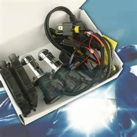 Get a Good Buy!!! Bi-Xenon HID kit H4-3 Hi-Lo Beam HID AUTO CAR lamp HID KIT 12v 35w color 3000k,4300k,6000k,8000k,10000k,12000k