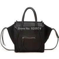 Free Shipping Fashion 2014 Handbag Smiley bag Vintage Women's Handbag