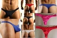 wholesale men's underwear Low waist men's briefs men's cotton  underwear 10piece/lot free shipping