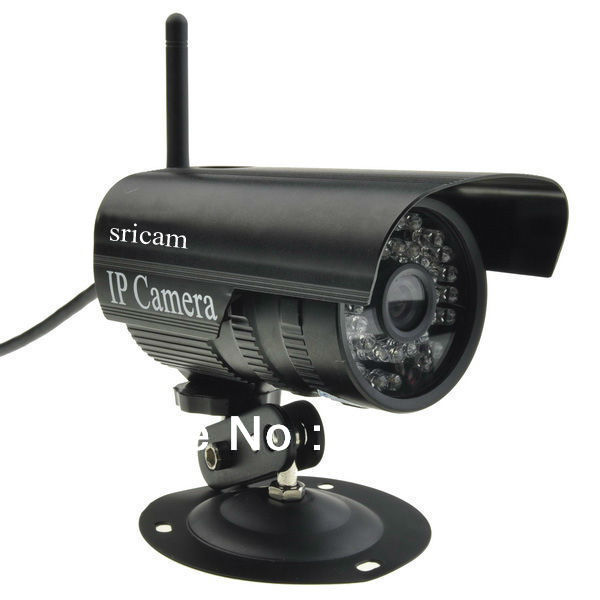 freeshipping Low Cost Wifi IP Camera Wireless IP Security Camera Outdoor Network IP Camera Waterproof IP Camera(China (Mainland))