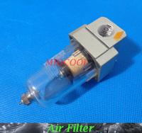 "Air Filter AF2000-02 G1/4"",Air Source Treatment Unit SMC type AF2000 Series pneumatic filter"