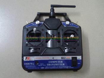 Free Shipping FS-CT6B 2.4G 6CH Radio Control RC Transmitter & Receiver 450 500 Trex T-REX Heli (Model 2)