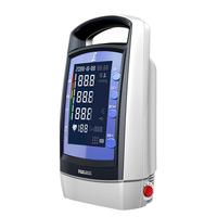 2 Cuffs 100 Memory Storage Raycome Automatic Pulsewave BP Monitor RG-BPII8000