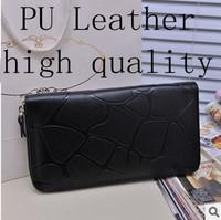 Women Wallets 2014 High Quality Long PU Leather Print Designers Brand Wallet Carteira Feminina Purse Female Woman Wallet Zipper