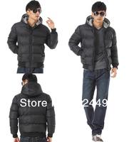 Free shipping Men's jacket Winter overcoat Outwear warm jacket for men , M-XXXL, wholesale N0231