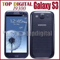"Unlocked Original Samsung Galaxy S3 I9300 Quad-core Android 4.0 WIFI GPS 16GB Storage 4.8""inch Cell Phone Refurbished"