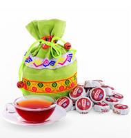 50pcs Black Soup Original Flavor Mini Ripe Tuo Pu Erh Menghai Brand Tea Green Slimming Personal Care National Style Packaging