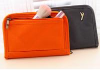 4124 Min order $10(mix order) free shipping multifunctional bag fashion travel cosmetic bag elegant bill passport  holders