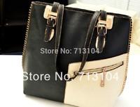 Free shipping Larges 2014 Kors New Fashion Designer  desigual Women  handbags leather  shoulder bags women bolsas