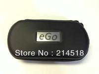 Naturally safe  EGO/VGO Zipper Case with Mesh Pockets for E Cigarette, E liquid, Atomizer free shipping small size