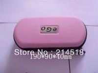 2013 new fashion high quality pink EGO/VGO Zipper Case with Mesh Pockets for E Cigarette, E liquid, Atomizer