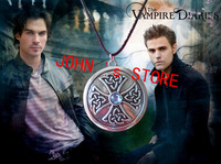 Freeshipping 20pc a lot the Vampire Diary the Originals Family Galen Vaughn Necklace XXA02