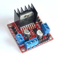 New Dual H Bridge DC Stepper Motor Drive Controller Board Module L298N