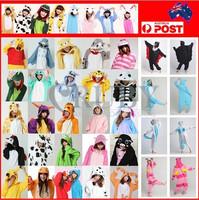 RUBY Flannel Fashion Pajamas All in One Pyjama Animal Suits Cosplay Costumes Adult Garment Cartoon Animal Onesies Sleepwears
