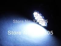 10 pcs  3157 direction indicator lamp backup brake light white  T25 1206 22 LED 3020 SMD Light Bulbs   12V