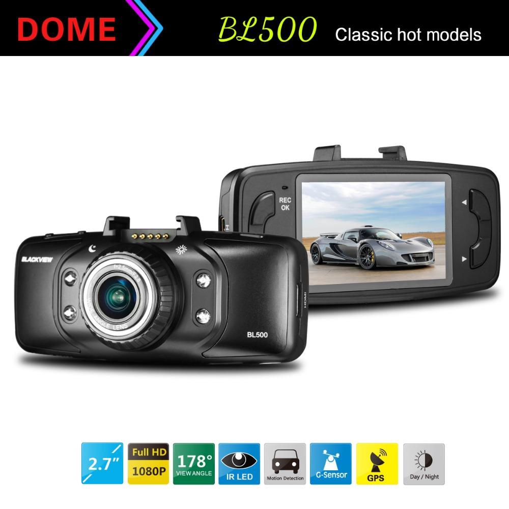 Original Blackview GS9000 Car DVR video Recorder vehicle driving Camera Ambarella 1080P Full HD 2.7''LCD with GPS truck dash cam(China (Mainland))