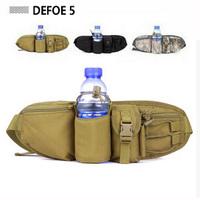 New men's waist bags Leisure Camera Mobile phone outdoor Nylon Portable Messenger Bag Men Sports packs advance surplus army gear