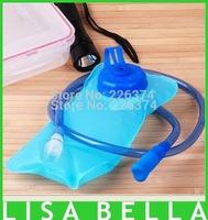 3 l gulp TPU water bag Folding portable plastic drinking water
