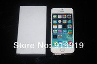 High Quality Non-Working Display Model metal case for iPhone 5s free shipping
