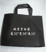 reusable PP non-woven promotional gift shopping tote bag with customized company printed logo
