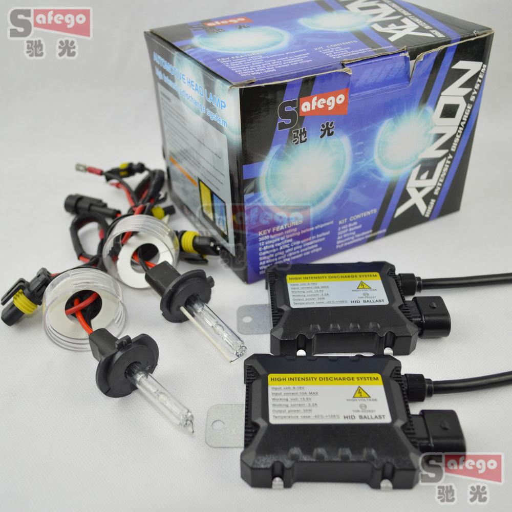 Car Headlight hid kit xenon H1 H3 H8 H9 H11 9005 9006 xenon H7 H4 xenon HID kit Auto Lighting(China (Mainland))
