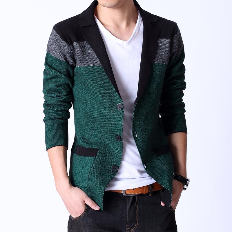 New 2014 spring - autumn men's clothing suit blazer male slim outerwear leisure suit men suit jacket casual coat TA-008(China (Mainland))