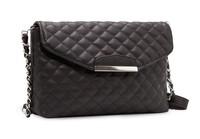 Women's handbag MNG/mango New 2014 Black vintage crossbody bags for women leather handbags female purse women Messenger Bag