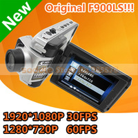 """100% Original F900LS Car DVR Recorder Ultra Night Vision with 1080P 30FPS Seamless H.264 2.5"""" LCD"""