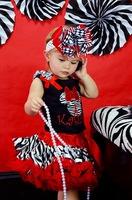 2014 new year,baby zebra tutu skirt girls,red/pink.5 pcs/lot.claasic animal,factory direct sale,kids classic pettiskirt