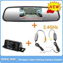 car mirror monitor promotion
